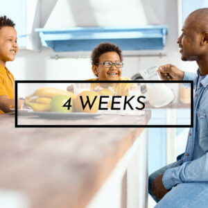 family meal plans 4 weeks